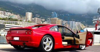Montecarlo Royal Motors FERRARI 355 3